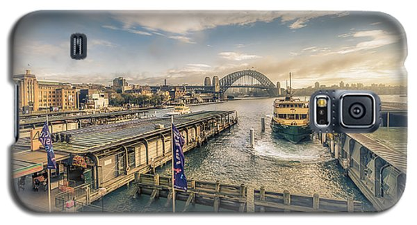Sydney Harbor I Galaxy S5 Case