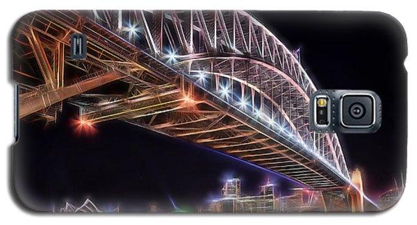 Sydney Harbour Bridge Galaxy S5 Case by Marvin Blaine