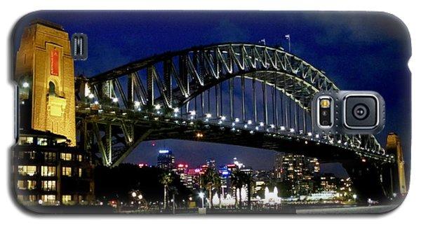 Sydney Harbour Bridge Galaxy S5 Case