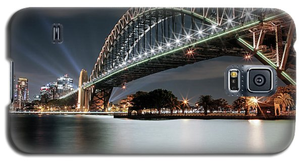 Sydney Harbour Lights Galaxy S5 Case