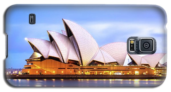 Sydney Opera House At Dawn Galaxy S5 Case