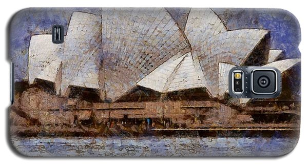 Sydney Opera House Galaxy S5 Case