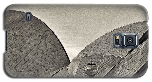 Sydney Opera House Roof Detail Galaxy S5 Case