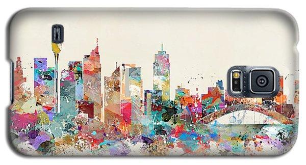 Sydney Skyline Australia Galaxy S5 Case