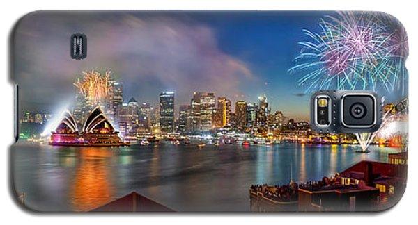 Sydney Sparkles Galaxy S5 Case