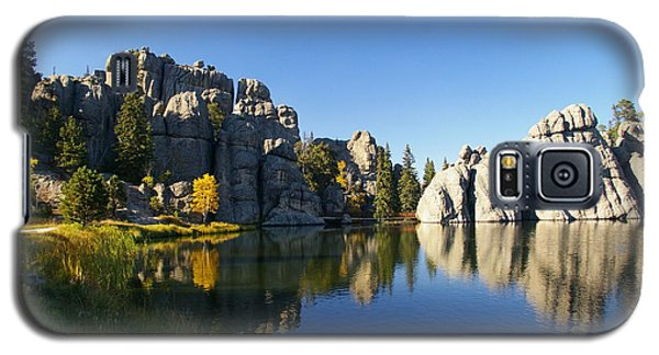 Sylvan Lake, Custer South Dakota Galaxy S5 Case