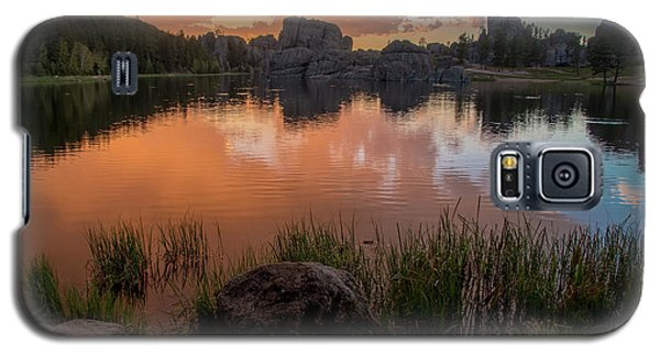 Galaxy S5 Case featuring the photograph Sylvan Lake by Gary Lengyel