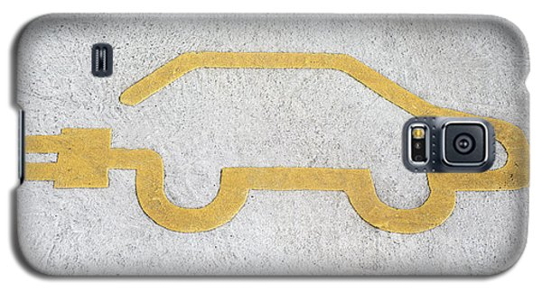 Symbol For Electric Car Galaxy S5 Case
