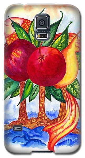Symbolics Galaxy S5 Case