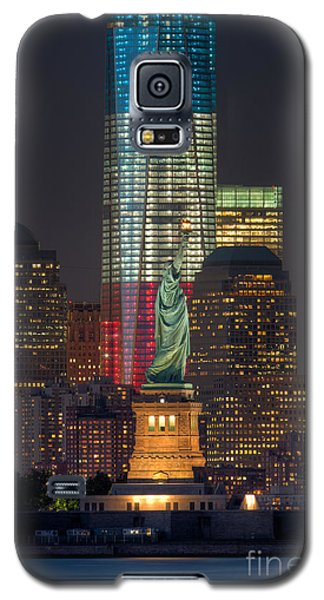 Symbols Of Freedom II Galaxy S5 Case