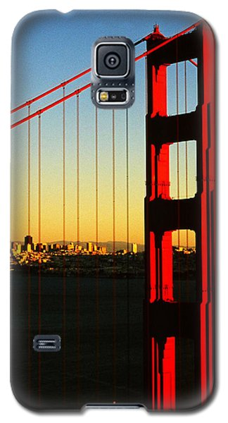Symphonie In Steel Galaxy S5 Case