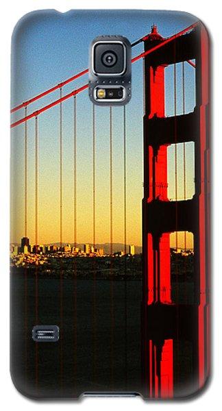 Symphonie In Steel Galaxy S5 Case