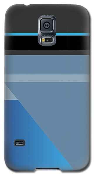 Symphony In Blue - Movement 1 - 1 Galaxy S5 Case