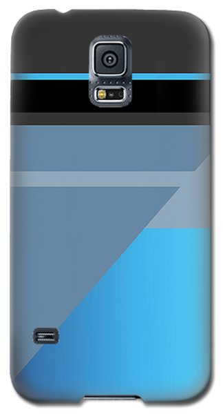 Symphony In Blue - Movement 1 - 3 Galaxy S5 Case