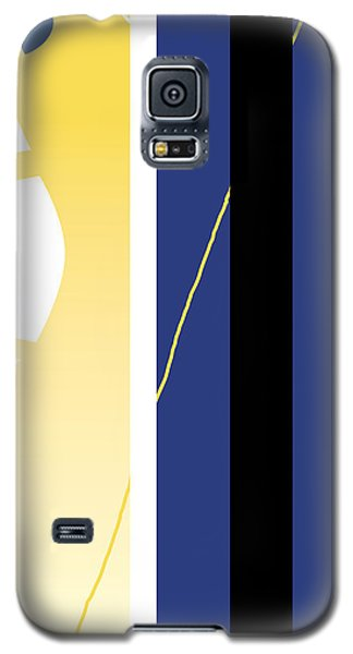 Symphony In Blue - Movement 2 - 1 Galaxy S5 Case