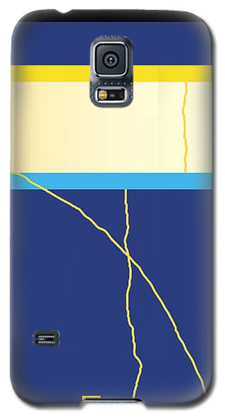 Symphony In Blue - Movement 2 - 2 Galaxy S5 Case