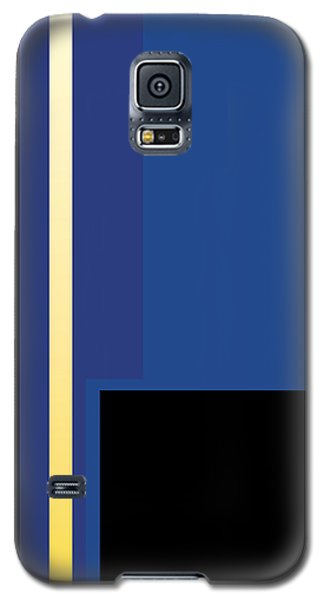 Symphony In Blue - Movement 2 - 3 Galaxy S5 Case