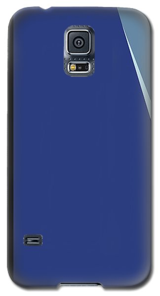Symphony In Blue - Movement 3 - 1 Galaxy S5 Case