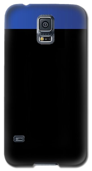 Symphony In Blue - Movement 3 - 2 Galaxy S5 Case