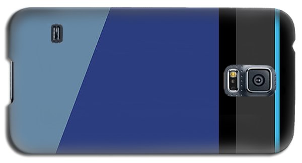 Symphony In Blue - Movement 3 - 3 Galaxy S5 Case