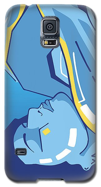 Symphony In Blue - Movement 4 - 2 Galaxy S5 Case