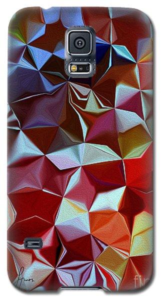Symphony Galaxy S5 Case by Leo Symon