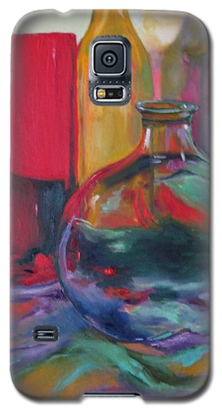 Symphony Of Vases Galaxy S5 Case by Lisa Boyd