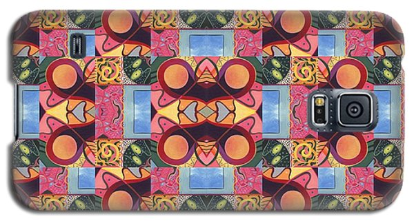 Synchronicity - A  T J O D 1 And 9 Arrangement Galaxy S5 Case