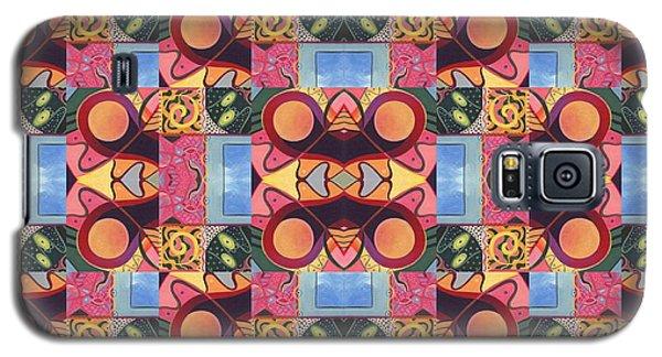 Synchronicity - A  T J O D 1 And 9 Arrangement Galaxy S5 Case