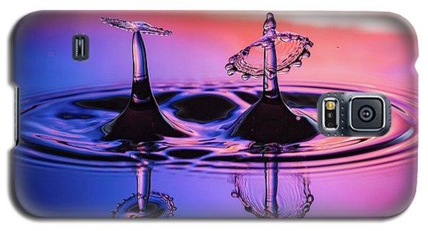 Synchronized Liquid Art Galaxy S5 Case