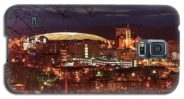 Syracuse Dome At Night Galaxy S5 Case by Everet Regal