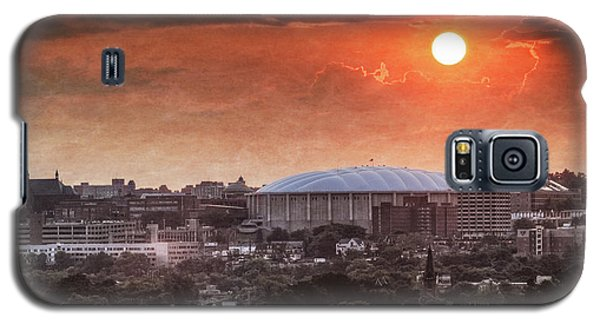 Syracuse Sunrise Over The Dome Galaxy S5 Case
