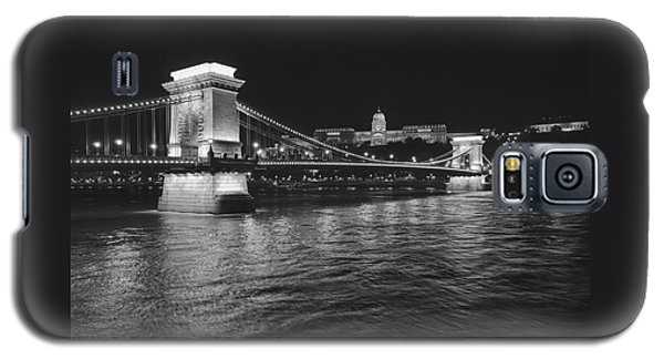 Szechenyi Chain Bridge Budapest Galaxy S5 Case
