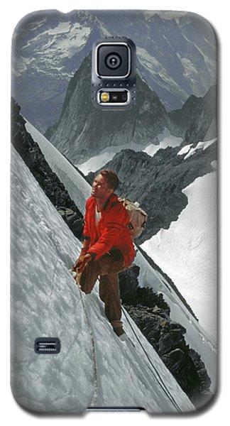 T-202707 Eric Bjornstad On Howser Peak Galaxy S5 Case