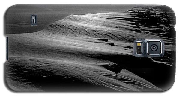 T-213312 Windblown Ice On Humphreys Peak Galaxy S5 Case