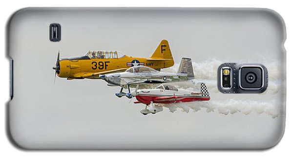 T-6 Texan   Rv-8   Dr-107 Galaxy S5 Case