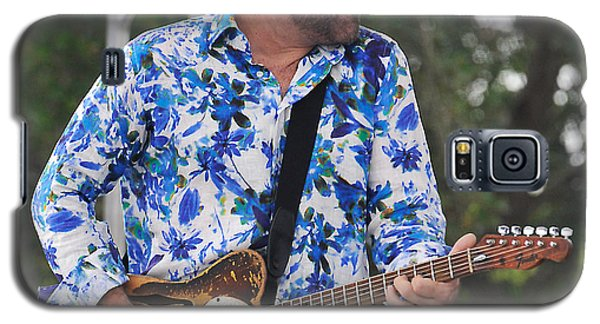 Tab Benoit And 1972 Fender Telecaster Galaxy S5 Case