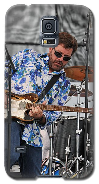 Tab Benoit Plays His 1972 Fender Telecaster Thinline Guitar Galaxy S5 Case