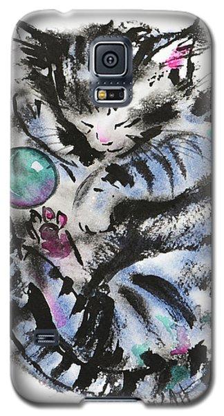 Tabby Dreams Galaxy S5 Case