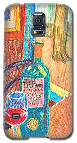 Table At Justine's Galaxy S5 Case