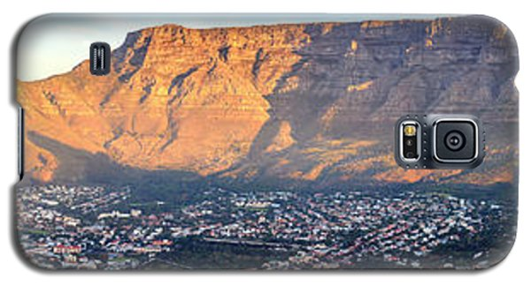 Galaxy S5 Case featuring the photograph Table Mountain by Alexey Stiop