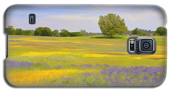 Table Mountain Wildflowers Galaxy S5 Case