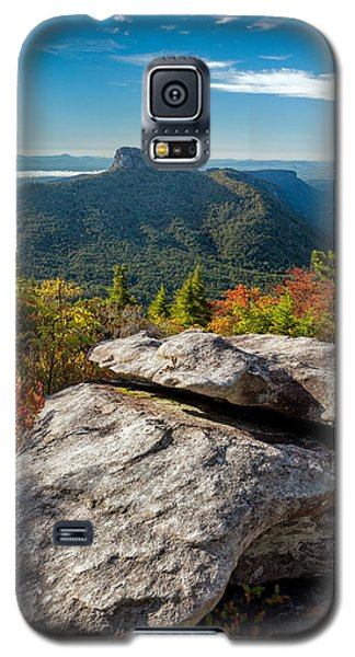 Table Rock Fall Morning Galaxy S5 Case