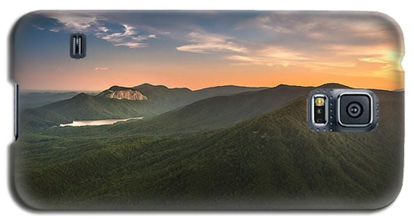 Table Rock Sunset Galaxy S5 Case