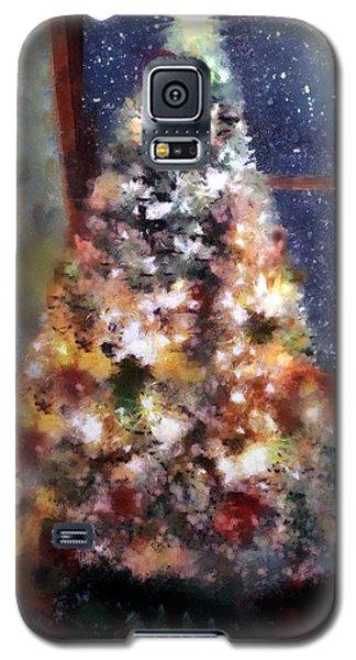 Tabletop Tannenbaum Galaxy S5 Case
