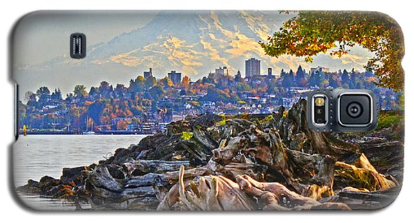 Tacoma In The Fall Galaxy S5 Case