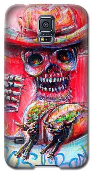 Tacos De Barbacoa Galaxy S5 Case