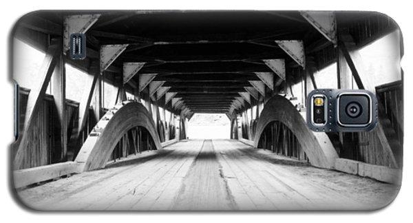 Taftsville Covered Bridge Galaxy S5 Case