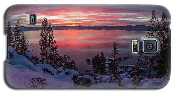Tahhhhhoe Sunset Galaxy S5 Case