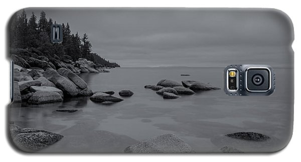 Tahoe In Black And White Galaxy S5 Case